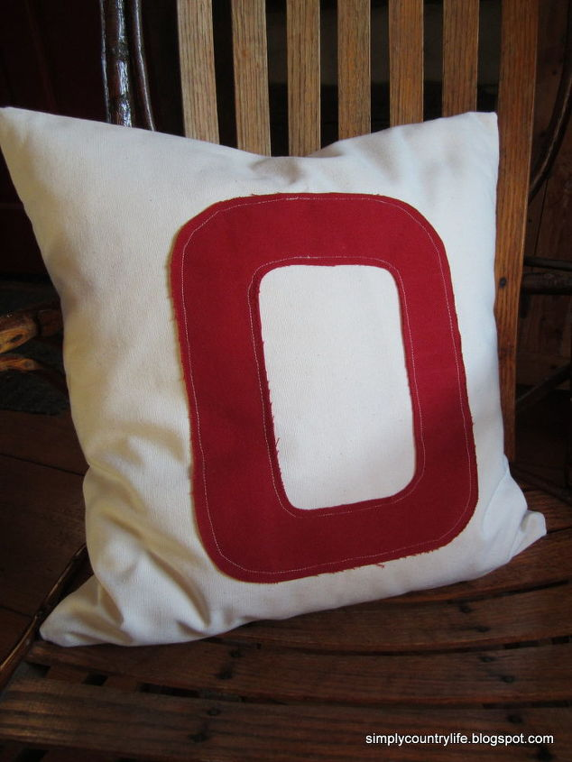how i turned white pillow covers into valentines day pillow covers, crafts, seasonal holiday decor, valentines day ideas