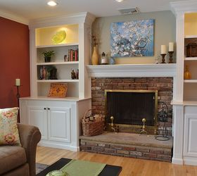 Custom Built Ins For Living Room Space, Closet, Fireplaces Mantels, Living  Room Ideas