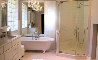 master bathroom renovation it s the big reveal, bathroom ideas, home decor, New bathroom