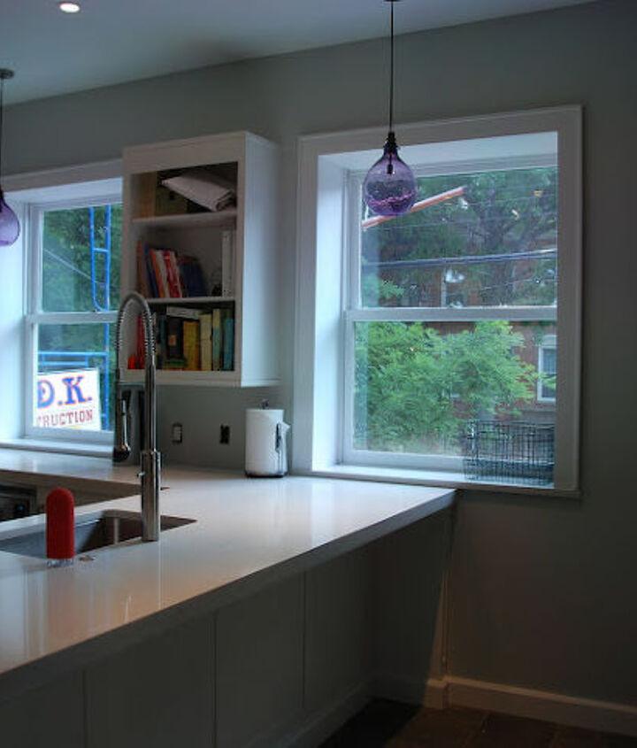 my daughters kitchen in jersey city, home decor, kitchen backsplash, kitchen design