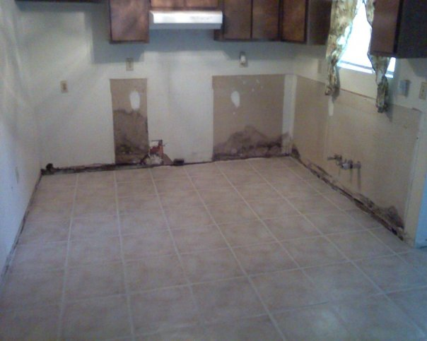 q our duplex remodel in amp out, doors, home decor, kitchen backsplash, kitchen design, tiling, Had the floors tiled