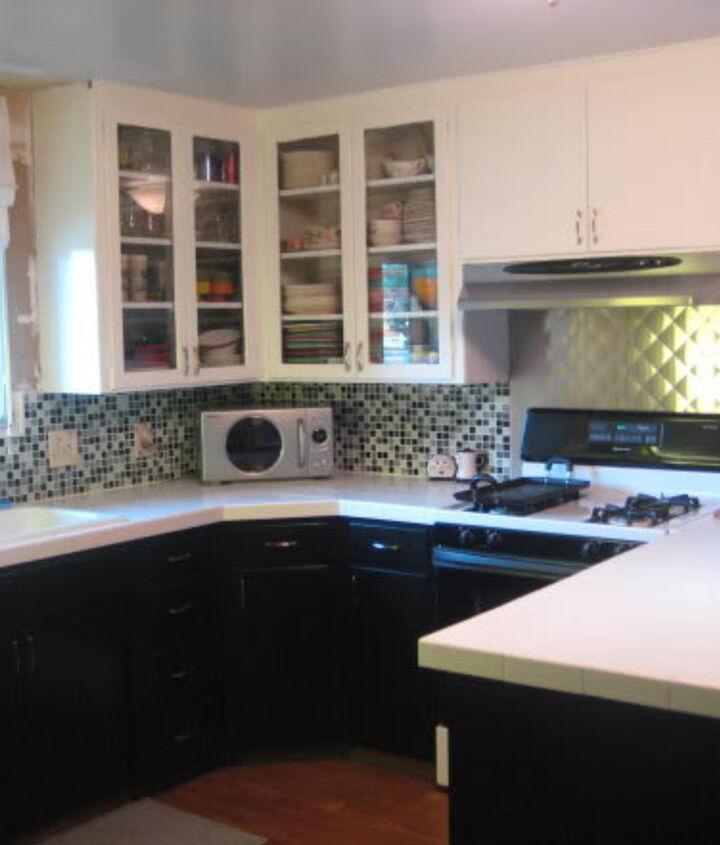 ....kitchen after