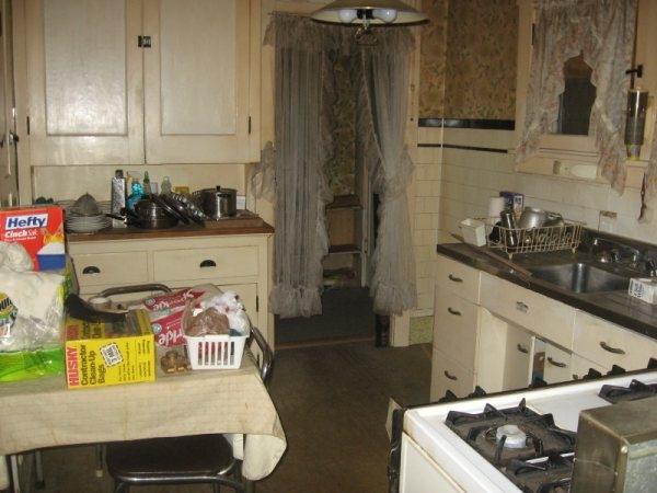 Yucky Kitchen