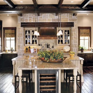 one of my favorite kitchen layouts the size of the island the additional seating, kitchen design, kitchen island