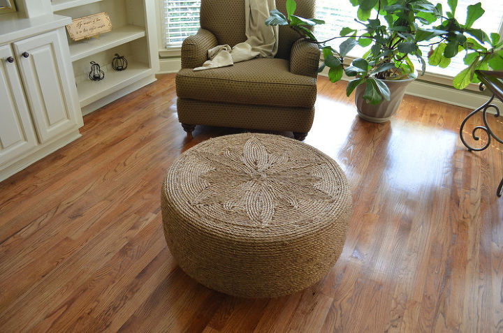 here s a peek at a couple tire ottomans available at home attire, The Logo