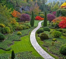 Amazing Beautiful Garden Design Ideas, Landscape, Outdoor Living