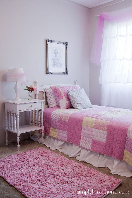 Little S Princess Room Makeover Bedroom Ideas Home Decor