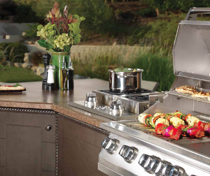 diy outdoor kitchens make al fresco pronto, kitchen design, outdoor living