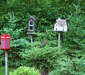 Superior 10 Great Ways To Display Birdhouses In Your Garden, Gardening