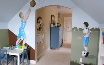 Dream Boy's Bedroom & Playroom