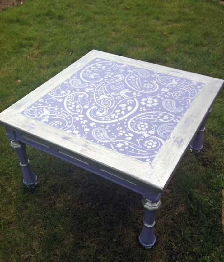 curbside transformation part 2, home decor, painted furniture
