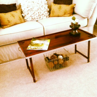 homemade coffee table, diy, living room ideas, painted furniture, woodworking projects