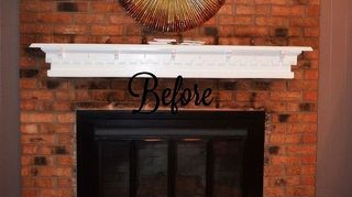 q i need to update my fireplace area any ideas, fireplaces mantels, home decor, living room ideas