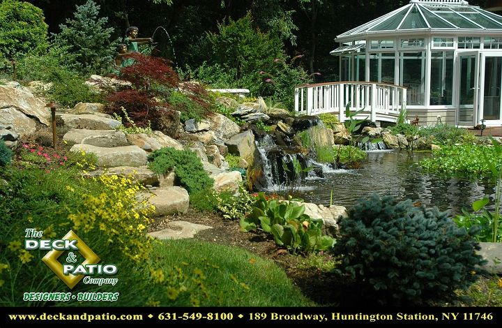 Ponds, water gardens, water features, waterfalls | Hometalk