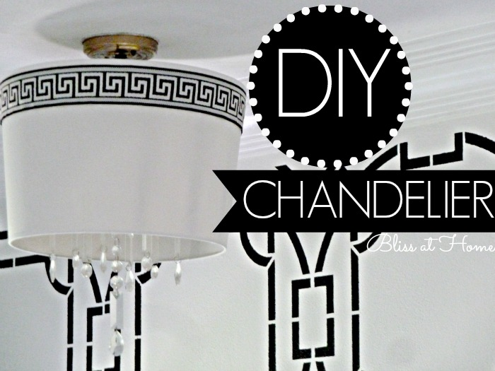 Diy chandelier with shade for under 20 hometalk diy chandelier with shade for under 20 diy home decor lighting turn mozeypictures Images