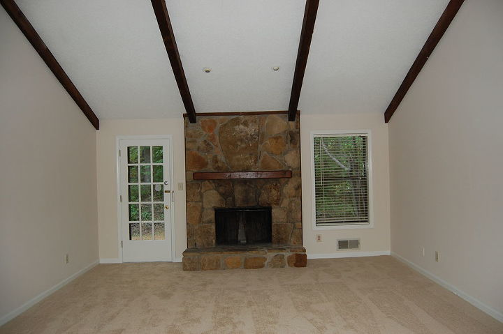 q how do i arrange furniture in a great room, living room ideas, painted furniture
