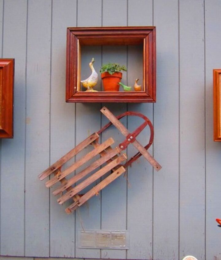 new use for old frames