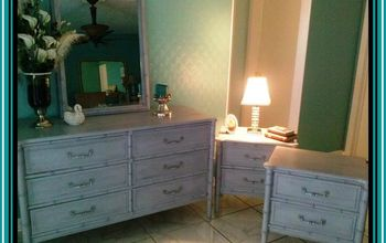 bali who beautiful furniture re do, painted furniture