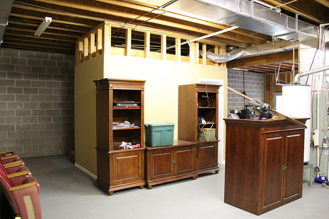unfinished basement man cave ideas. from an unfinished basement to the ultimate man cave  ideas entertainment rec rooms From Unfinished Basement The Ultimate Man Cave Hometalk