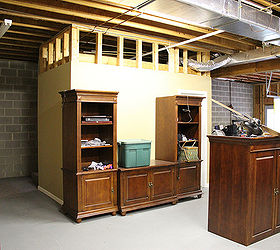 From An Unfinished Basement To The Ultimate Man Cave, Basement Ideas,  Entertainment Rec Rooms