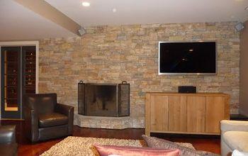 crickett family basement, basement ideas, home decor, home improvement