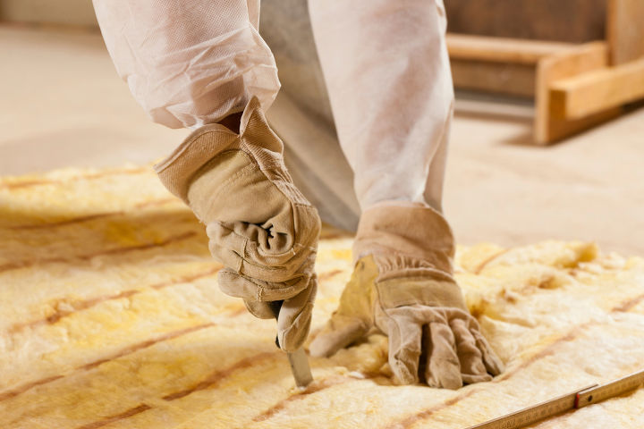 attic insulation types methods and efficiency levels, heating cooling, home maintenance repairs