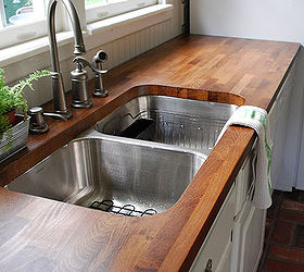 Q Ikea Butcher Block Countertops Best Treatments, Cleaning Tips, Countertops