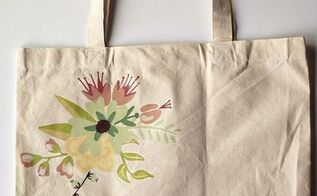 mother s day diy tote, crafts