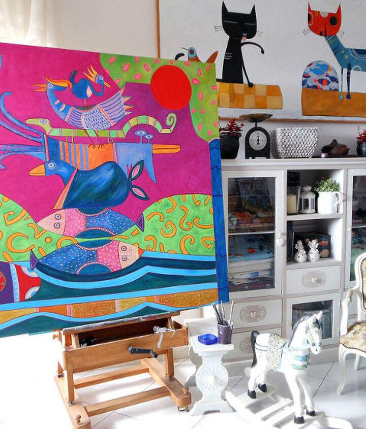 home decor, craft rooms, home decor