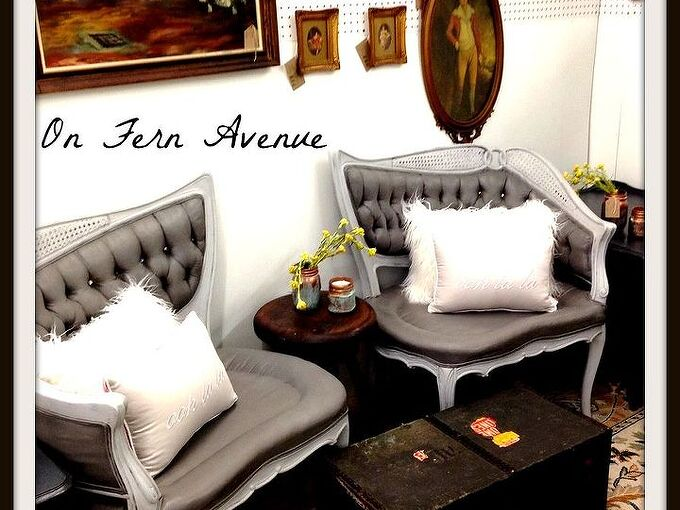 Peachy How To Fix Faded Upholstery On Couch Hometalk Dailytribune Chair Design For Home Dailytribuneorg