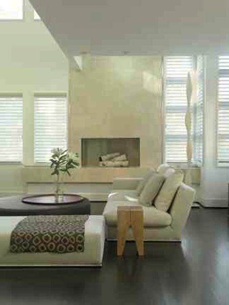 Renovated Living Room.
