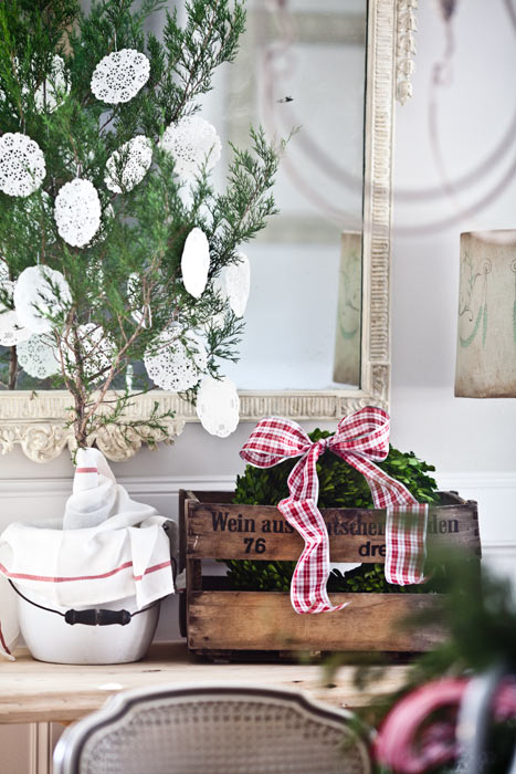 Simple Natural Easy Christmas Decor Decorations Living Room Ideas Seasonal Holiday