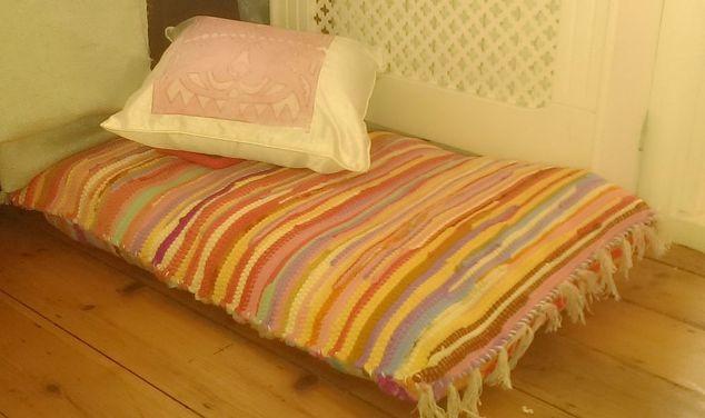 Easy Peasy Floor Cushion DIY | Hometalk
