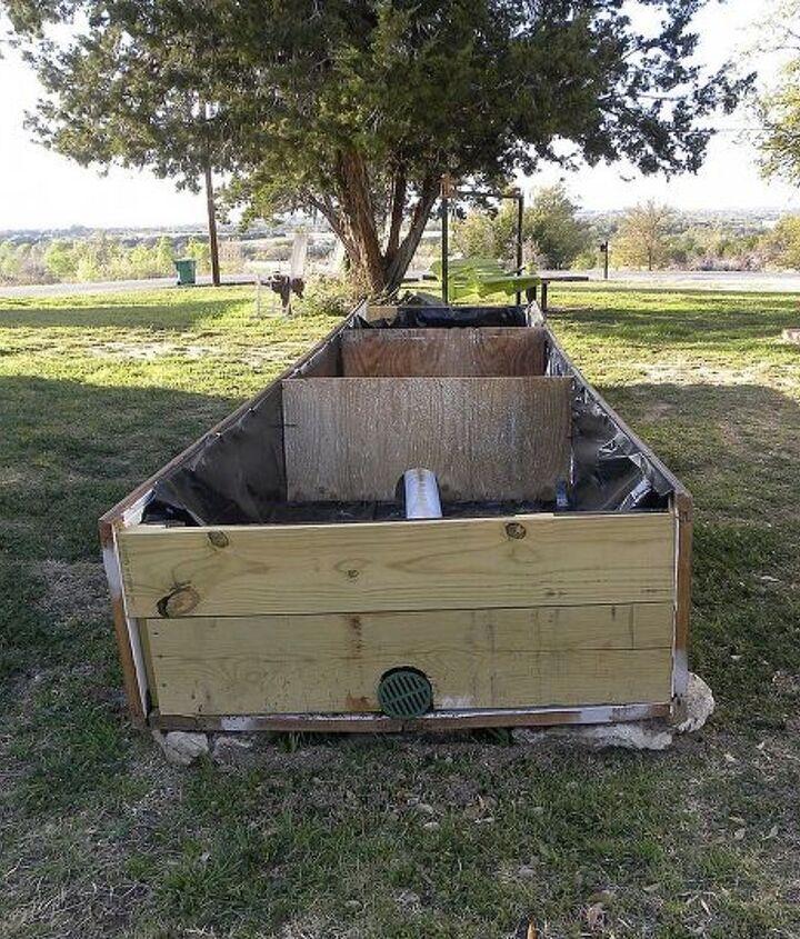 Garden Box - Stage 1