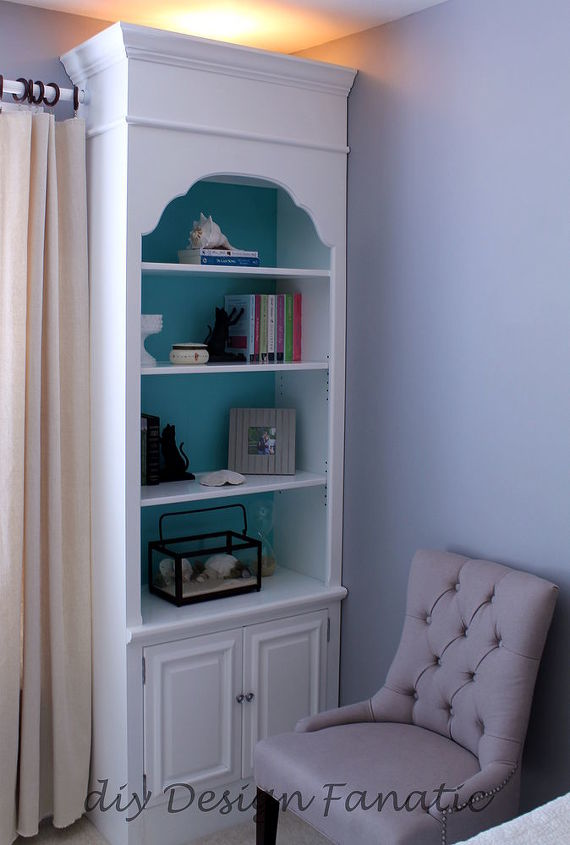 Craigslist Bookcase Makeover Painted Furniture