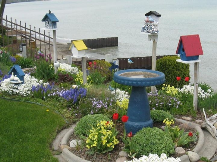 spring has arrived in michigan, gardening, outdoor living