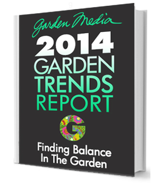 2014 garden trends report restoring and sowing balance in the garden, container gardening, flowers, gardening, 2014 Garden Media Trends Report