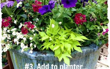 3 Simple Steps to Create Gorgeous Containers