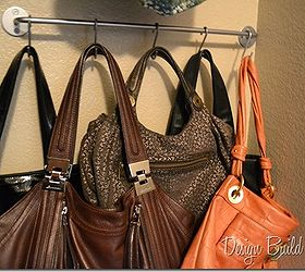 Delicieux 5 Purse Storage Solution, Cleaning Tips, Closet, Shelving Ideas, Storage  Ideas,