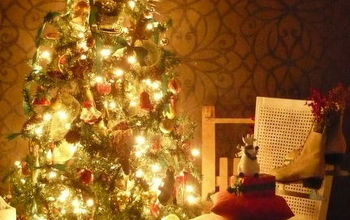 Classic Christmas Story of Christmas Tree No. 1