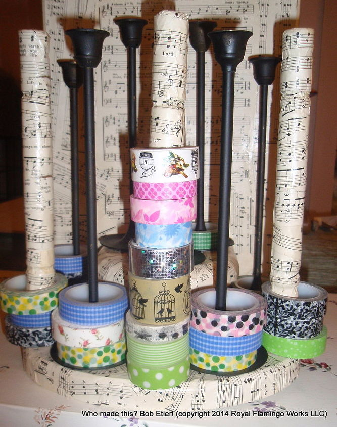 Hmmmm...it seems like this 'thing' and washi tape were meant to go together!