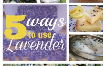 5 ways to use lavender in your home, crafts, gardening, wreaths, From fresh wreaths to body scrubs here s 5 uses for your favorite herb