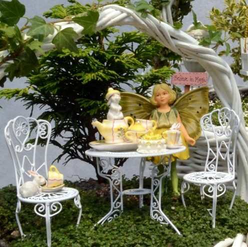 Lots of fairy garden goodies are available online if your local nursery doesn't carry them.