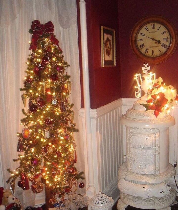 Back parlor tree
