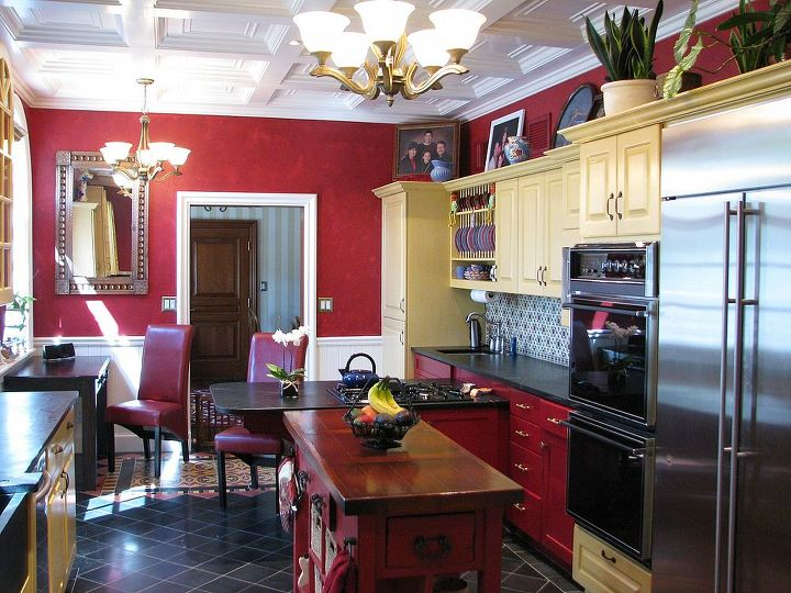 this is a video walk through of our latest award winning historic kitchen remodel, home improvement, kitchen design