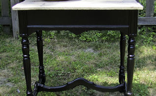 reclaimed pallet wood table, diy, painted furniture, pallet, repurposing upcycling, woodworking projects, I should have kept this one