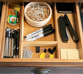 Easy Office Drawer Organization, Craft Rooms, Home Office, Organizing, The  Containers Keep