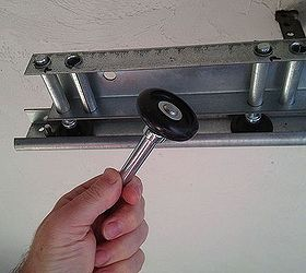 Charming Replace Garage Door Rollers For Less Than 8, Garage Doors, Garages, Home  Maintenance