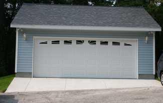 new garage project s, garages, Single Bay Garage