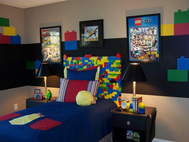lego room, bedroom ideas, home decor, painting